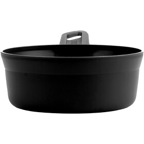 Wildo Muesli pot, black